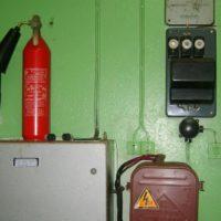 Расчет автоматической установки газового пожаротушения (хладон 125)