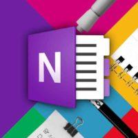 Использование OneNote для работы с проектами