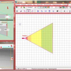 VideoCad Starter — программа для проектирования видеонаблюдения