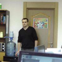 Изображения с HDcctv и аналоговой видеокамеры