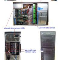 Выбор сервера видеонаблюдения для аналоговых видеокамер