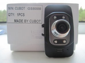 Вид спереди - Cubot GS80000