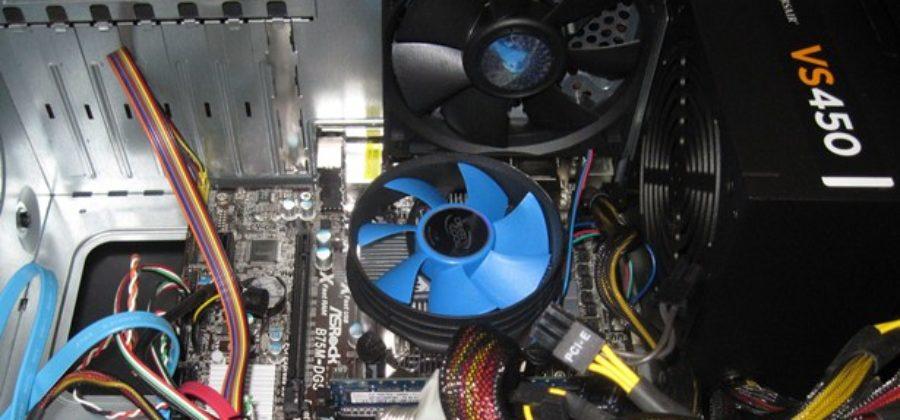 Как собрать тихий компьютер для дома