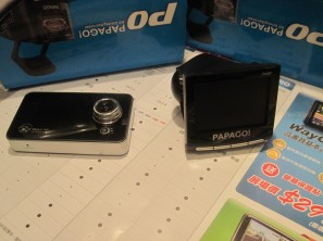 Тест видеорегистратора Papago и DM100