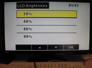 Настройка видеорегистратора: яркость
