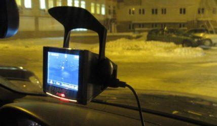 Видеорегистратор Papago P0: тест и обзор