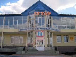 Бассейн в Батырево