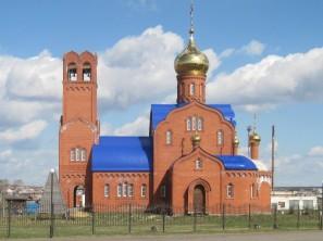 Церковь в Батырево
