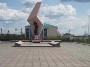 Вечный огонь в Батырево