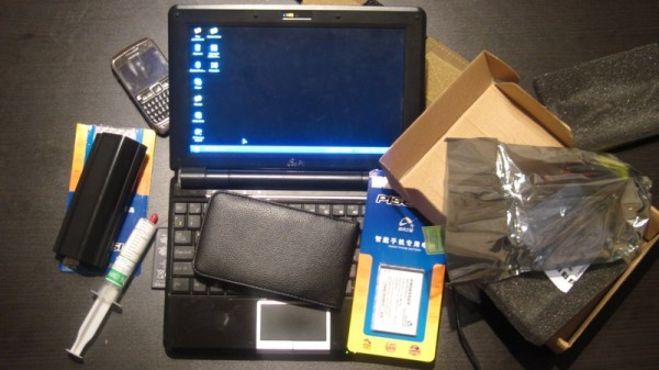 Аккумулятор для нетбука Asus и смартфона