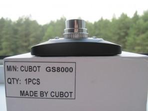 Вид сбоку - Cubot GS80000