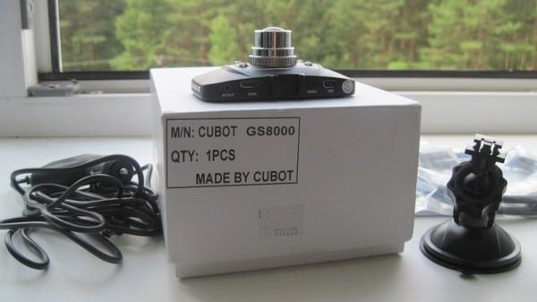 Видеорегистратор Cubot GS80000