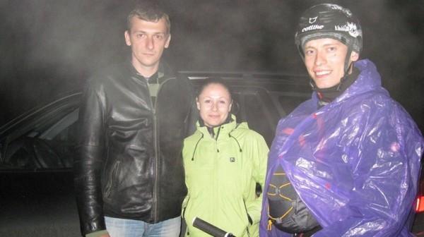Спасатели Иван и Даша