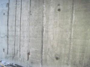 Пример штраб в кирпичных (Е46-74-1) и бетонных (Е46-75-1) стенах