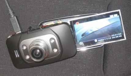 Нагрев видеорегистратора Cubot GS8000