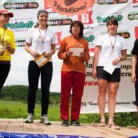 Мультиатлон — плавание, бег и велосипед