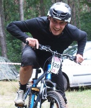 """Мультиатлон """"8 кругов"""" - на велосипеде"""