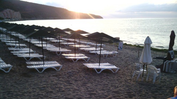 Андалусия - пляж