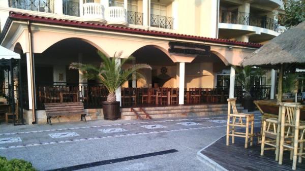 Андалусия - ресторан