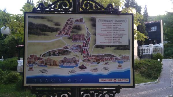 Андалусия - вся территория