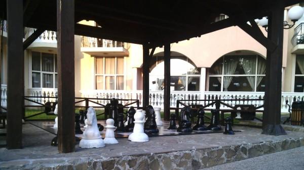 Андалусия - шахматы