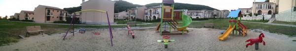 Андалусия - панорама, детская площадка