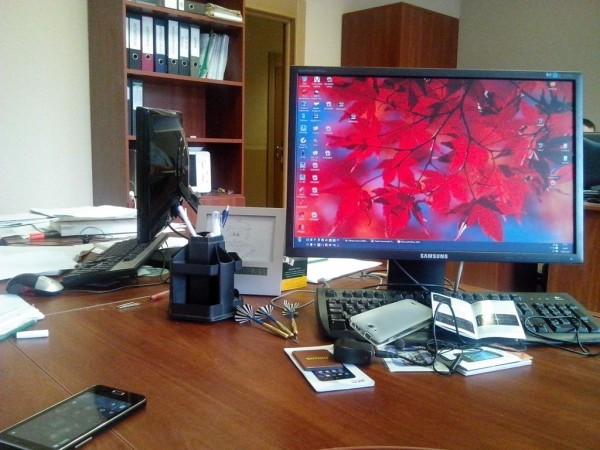 Simdo D98 - офис