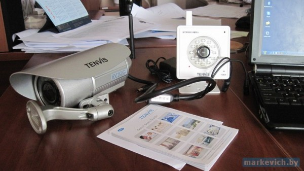 IP видеокамеры Tenvis