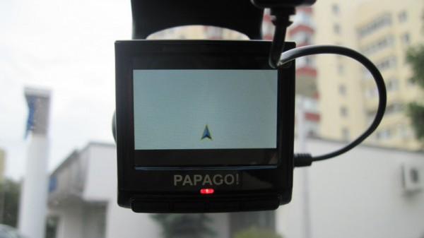 Papago P3 - нет карты РБ