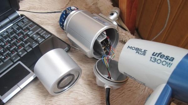Сушу IP видеокамеру