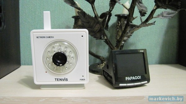 Tenvs MINI319w и Papago