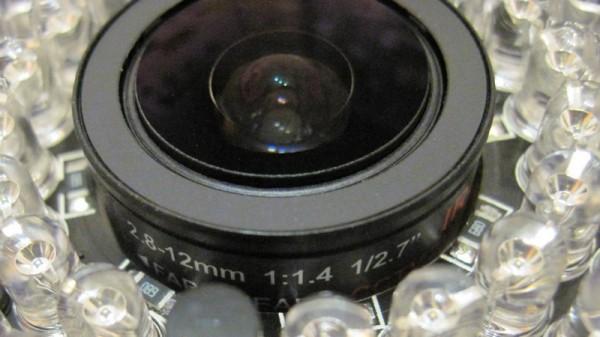 Объектив камеры Proto-X