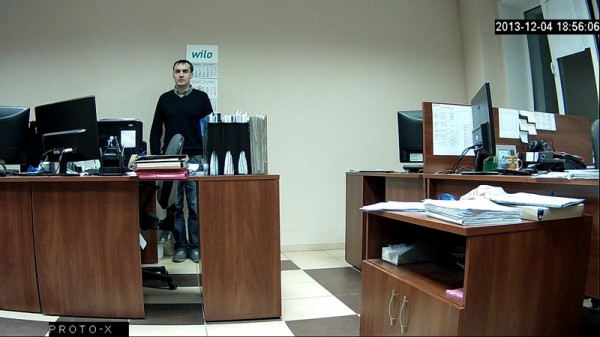 Proto-X 2МП - рабочий кабинет