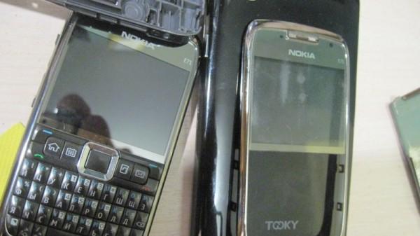 Обновленный смартфон