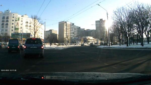 Стоп-кадр из дневного видео