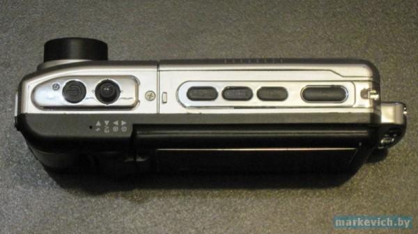 Anytek F900D - торец с кнопками