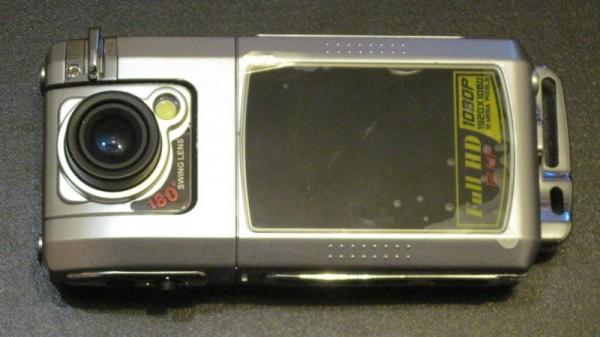 Anytek F900D - вид спереди