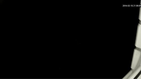 ИК подсветка включена