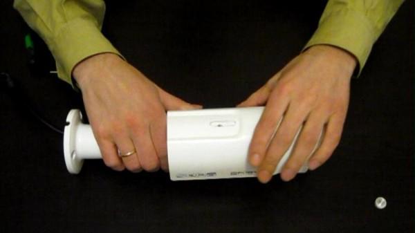 Разбираю IP видеокамеру Proto-X - шаг 1