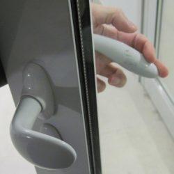 СКУД без кнопки открытия двери