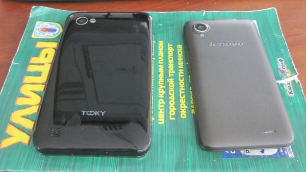Какой смартфон лучше Tooky или lenovo