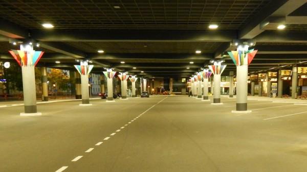 Автовокзал в Минске