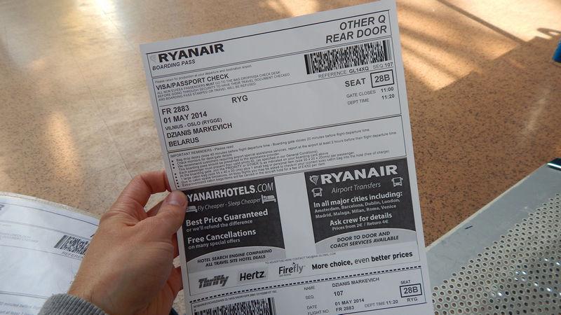 Купить авиабилеты в норвегию купить билет на самолет трип ру