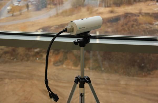 IP видеокамера Everfocus