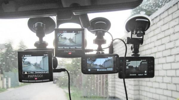 Видео с видеорегистраторов