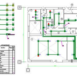Урок 3. Проект пожарной сигнализации: состав и образец
