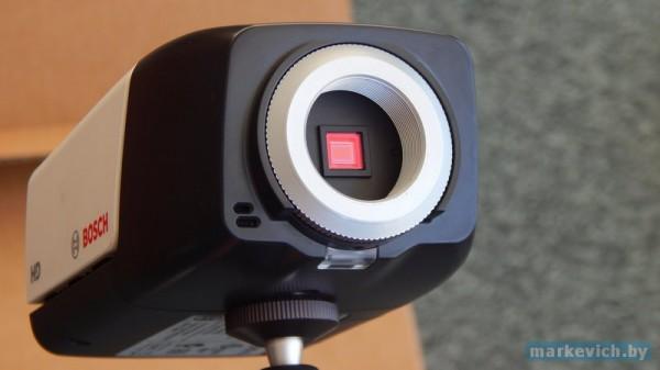 Сетевая камера без объектива