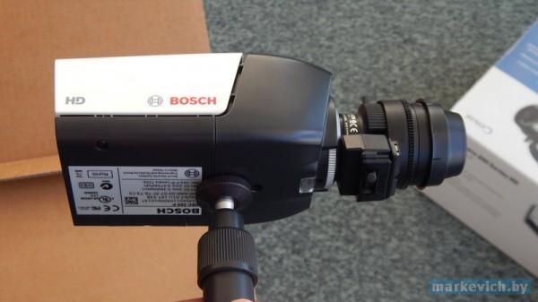 Сетевая камера с объективом