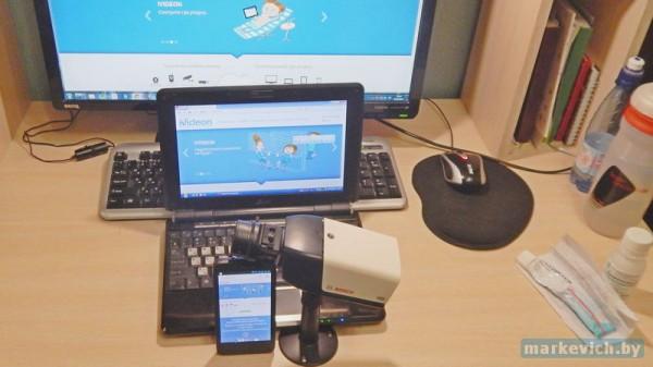 программа видеонаблюдения для IP камер