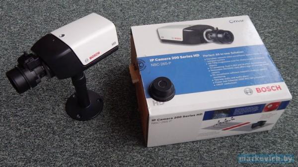 Втдеонаблюдение IP камеры
